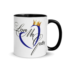 #LoveMeGodly (Third Eye) | Mug with Color Inside
