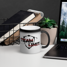 #TeamNoLimit | Matte Black Magic Mug