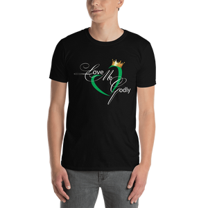 #LoveMeGodly (Heart) | Short-Sleeve Unisex T-Shirt