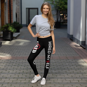 #FiredMyBoss | Yoga Leggings