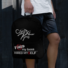 #CashflowKing | #FiredMyBoss | Backpack