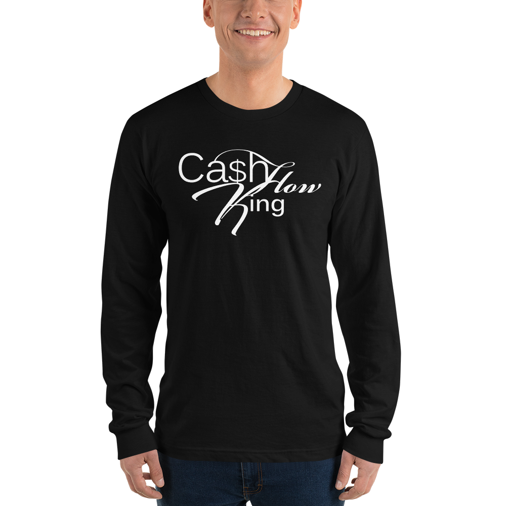 #CashflowKing | Long sleeve t-shirt