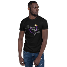 #LoveMeGodly (Crown) | Short-Sleeve Unisex T-Shirt