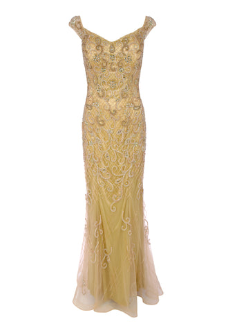 Evening Gown - Fashion Library