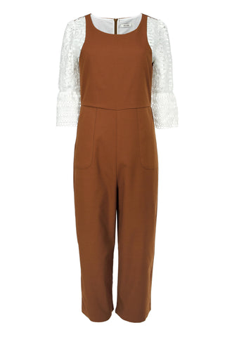 Jersey Jumpsuit - Fashion Library