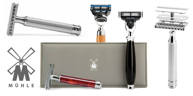 Safety Razors By MUHLE Now Available At Man Of Siam Thailand