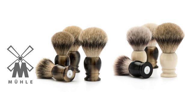 MUHLE shaving brush Man Of Siam Thailand A Siam Wet Shave Company