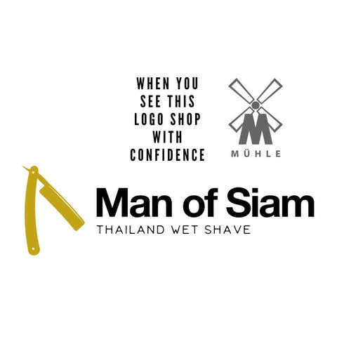 Siam Wet Shave spcialists - Man Of Siam Thailand