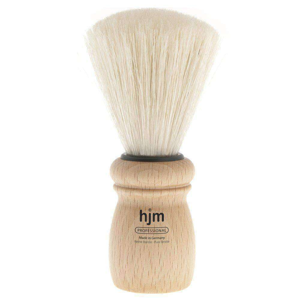 Muhle Shaving Brush pure boar bristle with  beech wood handle Man Of Siam Thailand