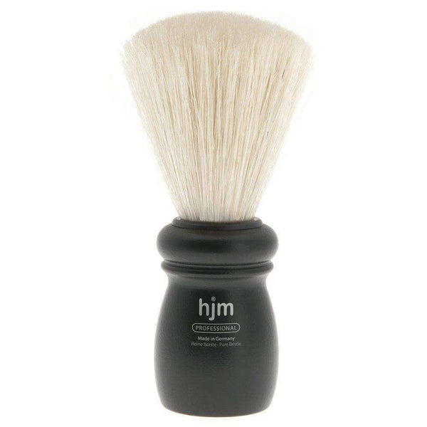 Muhle Shaving Brush pure boar bristle with black beech wood handle Man Of Siam Thailand
