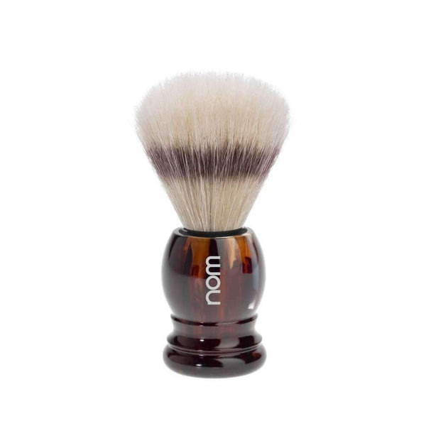 SHAVING BRUSH BY MUHLE BOAR BRISTLE TORTOISESHELL PLASTIC HANDLE Man Of Siam Thailand