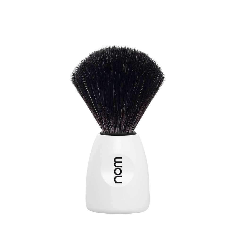 MÜHLE BLACK FIBRE SHAVING BRUSH - NOM LASSE Man Of Siam Thailand