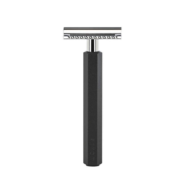 SAFETY RAZOR BY MÜHLE  HEXAGON SAFETY RAZOR Aluminium Man Of Siam Thailand