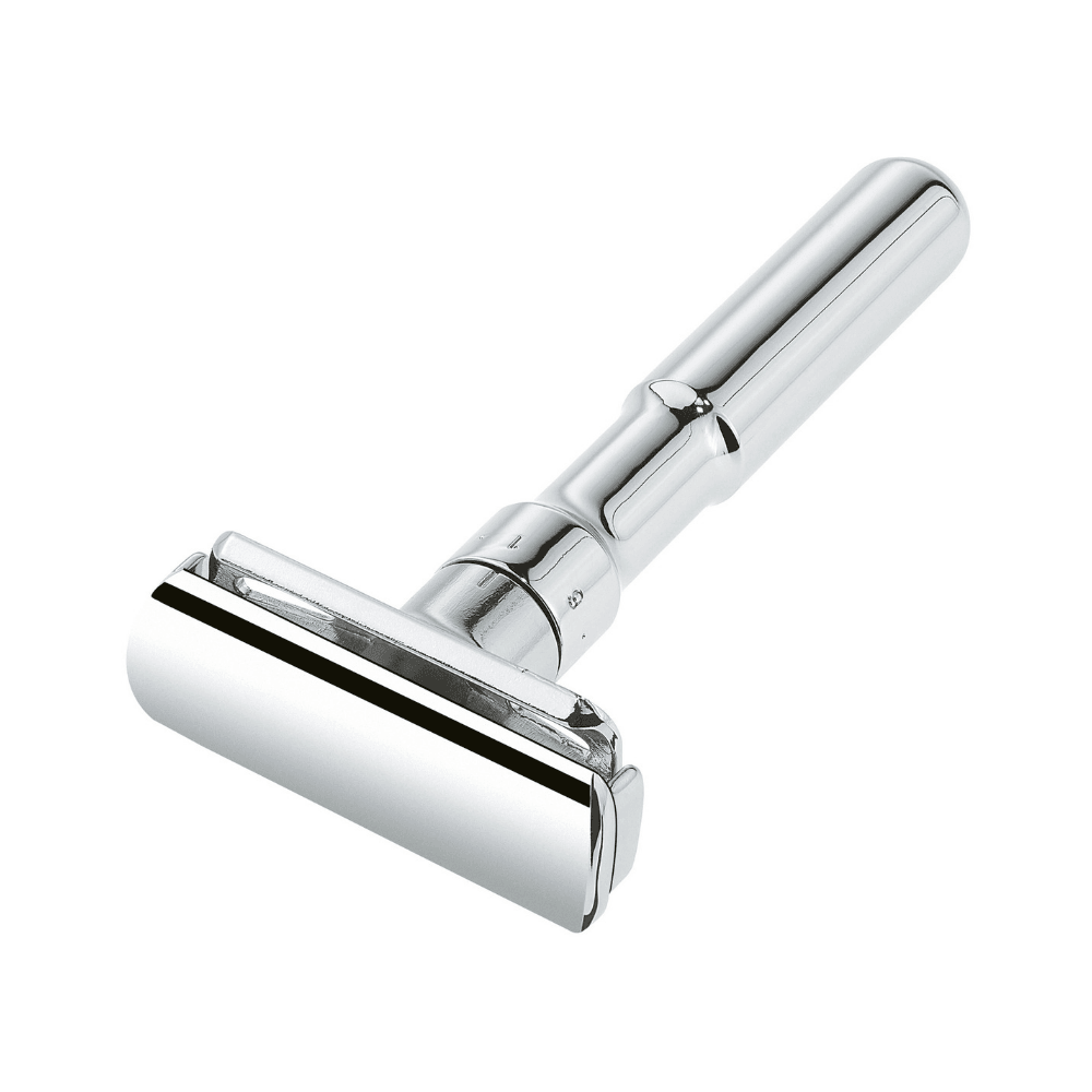 Merkur Futur Satin finish Safety Razor Man Of Siam wet Shave Thailand
