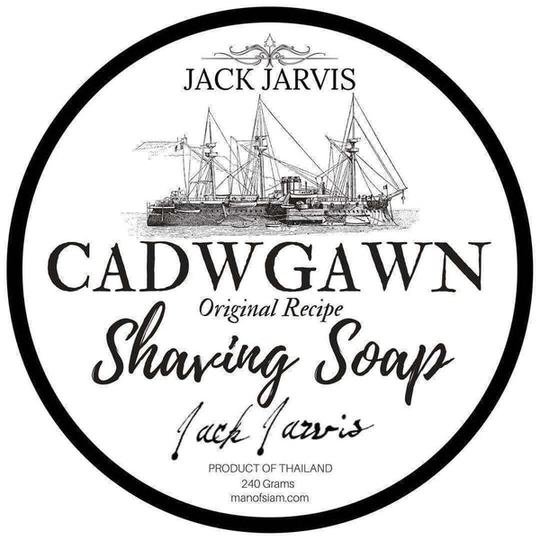Shaving Soap - CADWGAWN Jack Jarvis Shaving Soap Thailand Man Of Siam