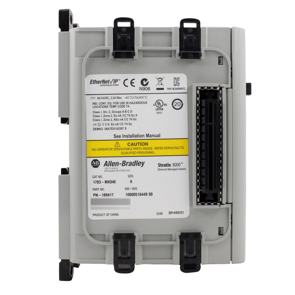 Allen Bradley Group 1783-MX04E