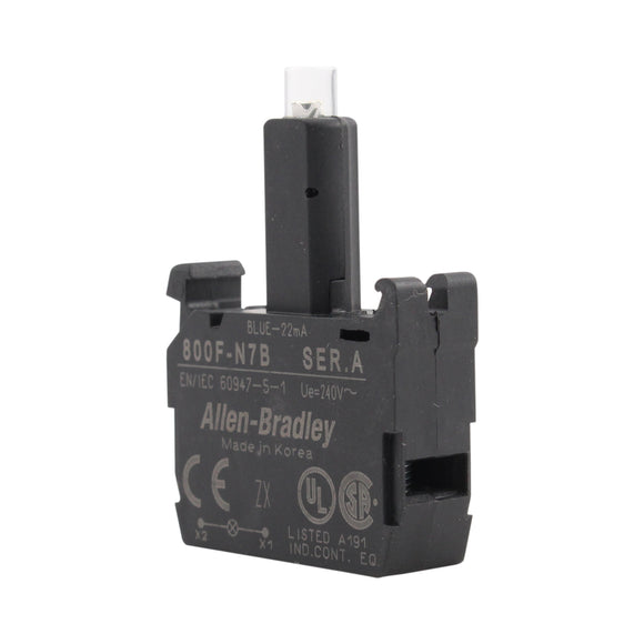 Allen Bradley Group 800F-N7B