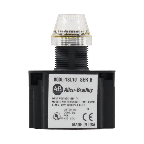 Allen Bradley Group 800L-18L10G