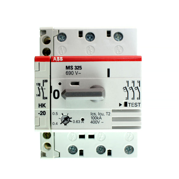 ABB Group MS325-0.63HK20