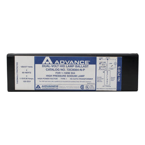 Advance Ballast 72C8084-NP