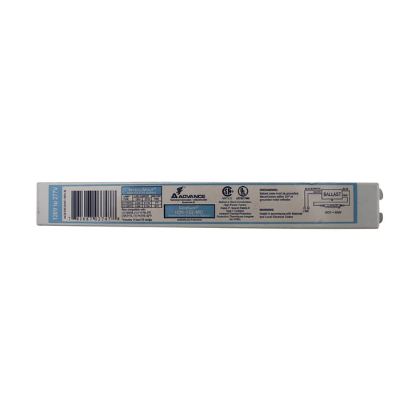 Advanced Ballasts ICN-132-MC