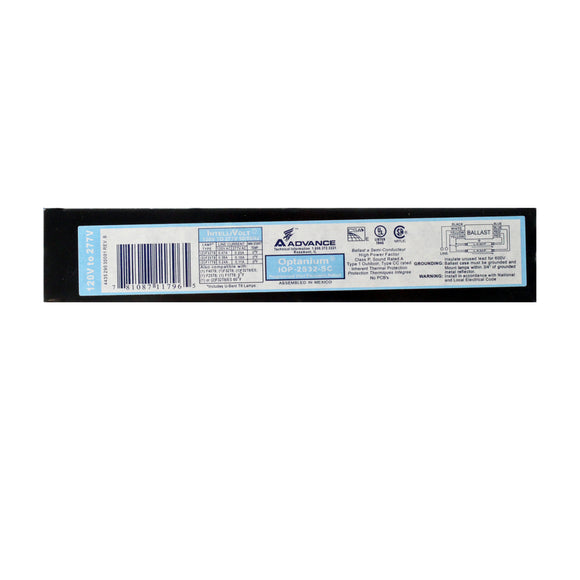 Advance Ballasts IOP-2S32-SC