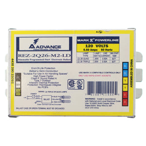 Advance Ballast REZ-2Q26-M2-LD