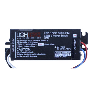 Lightech LED-15CC-350-UPM