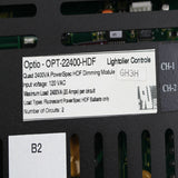 Lightolier OPT-2-2400-HDF