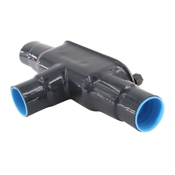 1-Inch Perma-Cote PMTB100 PVC Coated Conduit Fitting Type-TB Form-8