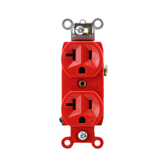 Pass & Seymour Legrand IG6300-RED