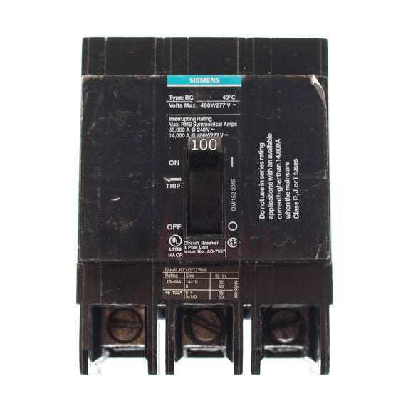 Siemens Group BQD3100BP