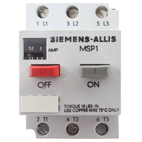 Siemens Group MSP10HA11