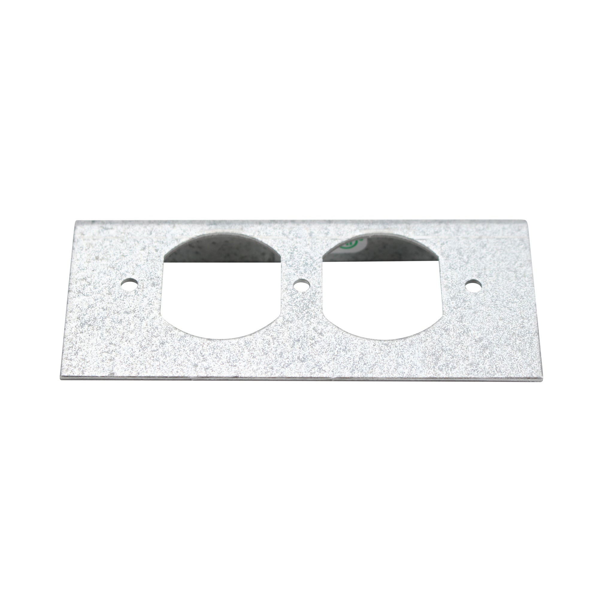 Wiremold Rfb Rb Ss Internal Duplex Receptacle Bracket