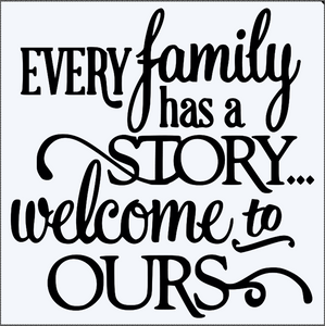 258 - EVERY FAMILY HAS A STORY