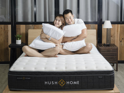 couple-on-a-hush-mattress
