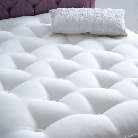 How to choose the right mattress | Tufted Top | Hush Home