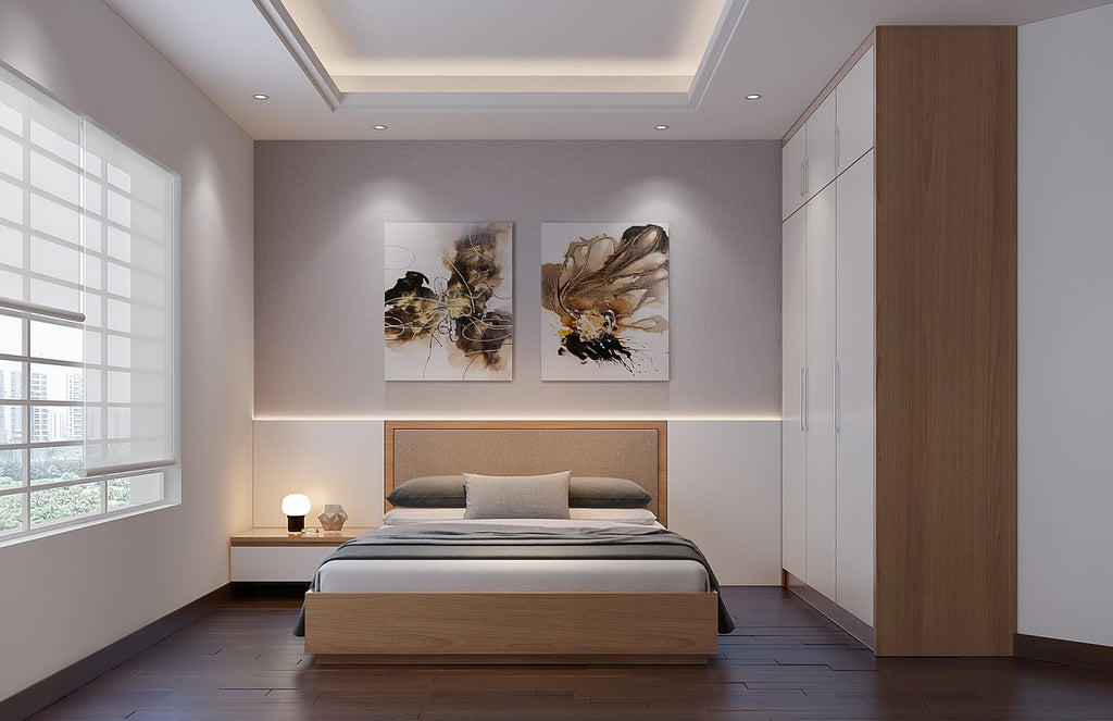 hong kong bedroom size