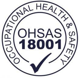 Hush Home OHSAS 18001