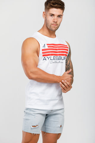 United States Of Aylesbury Muscle Tank