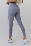 Mesh Ripple Legging