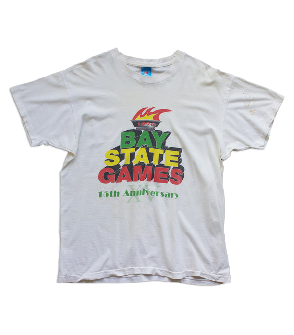 Vintage Bay State Games T-Shirt (1996)