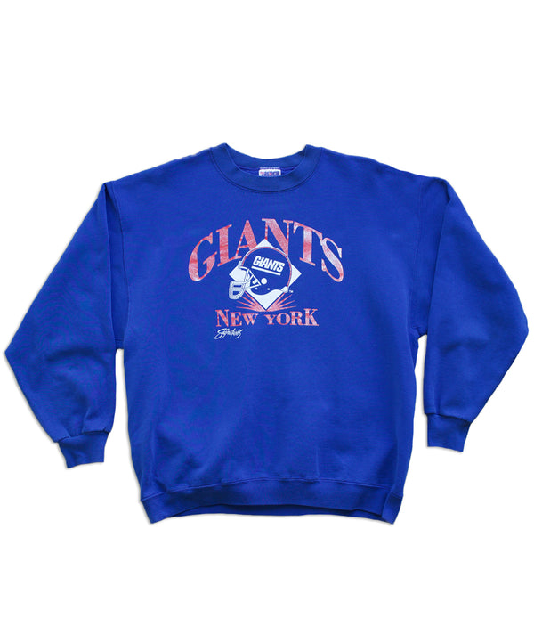 Vintage New York Giants Sweatshirt - Signatures