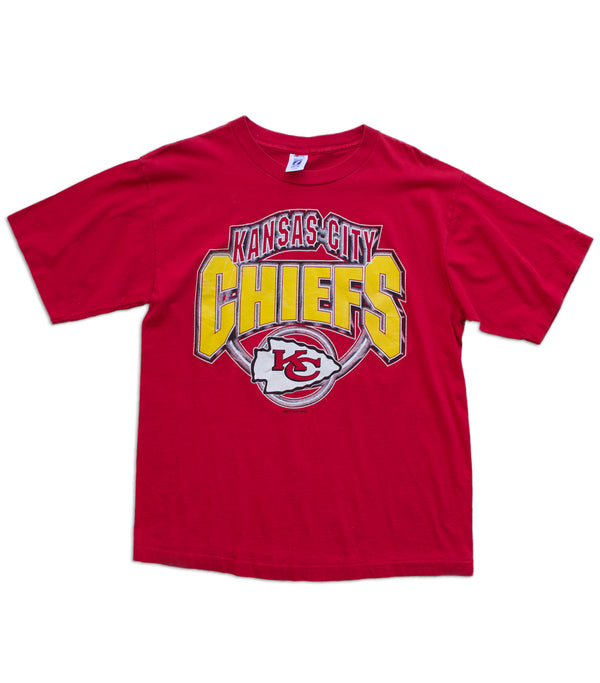 Vintage Kansas City Chiefs T-Shirt (1996)