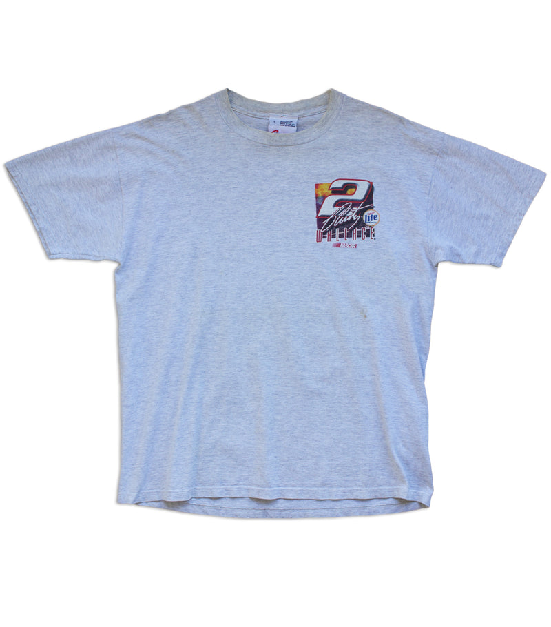 Vintage Rusty Wallace T-Shirt - Hot Streak