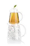 Iced Ginger Pear Tea Over Ice 5 Infusers
