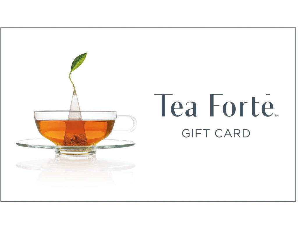Tea Forte Australia $100 eGift Card