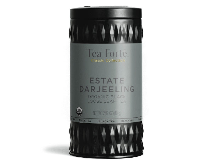 Estate Darjeeling-Loose Tea Canister