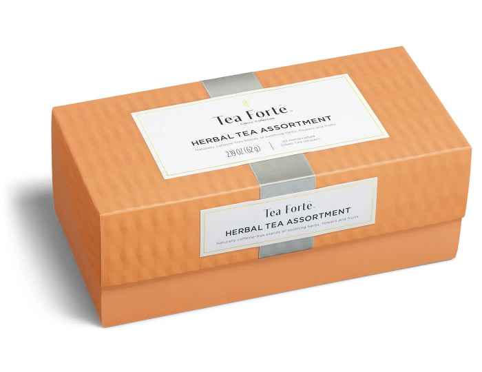 Herbal Tea Assortment-Presentation Box 20 Infusers