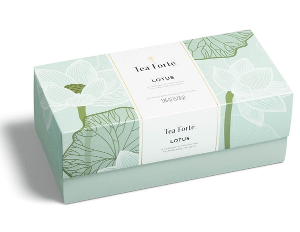 Lotus-Presentation Box 20 Infusers